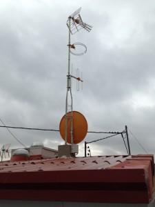 Antena de Televes